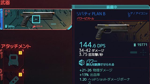 Cyberpunk 2077 PLAN B