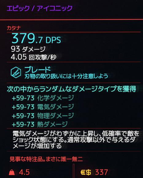Cyberpunk 2077 TSUMETOGI