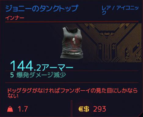 Johnny items