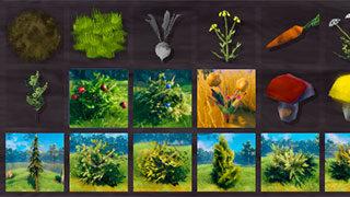 valheim Plant Everything